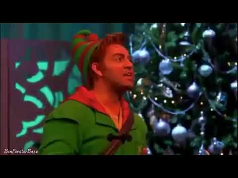 Ben Forster and Elf the Musical cast - It's The Story Of Buddy The Elf