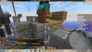 minecraft son oyuncu skywars