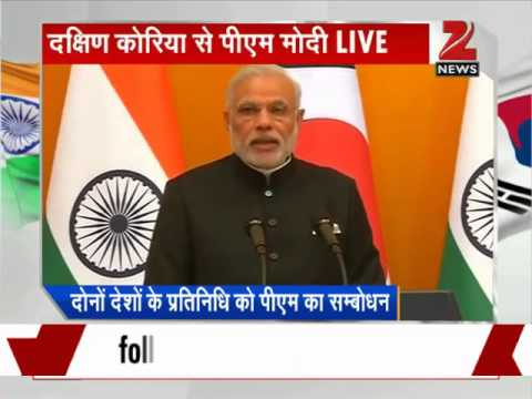 Have upgraded bilateral relationship to 'Special Strategic Partnership': PM in Seoul