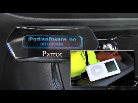Parrot Mki 9100 VIDEO 1080p