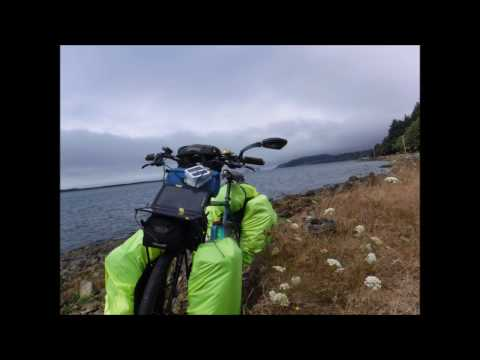 Bike touring Portland to San Diego