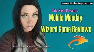 Mobile Monday: Wizard Game Reviews