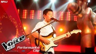 The Voice Kids Thailand - ที ทีปกร - อยู่ตรงนี้ - 31 Jan 2016