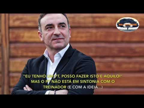 """""""O jogador não é uma máquina individual"""" (Carlos Carvalhal)"""