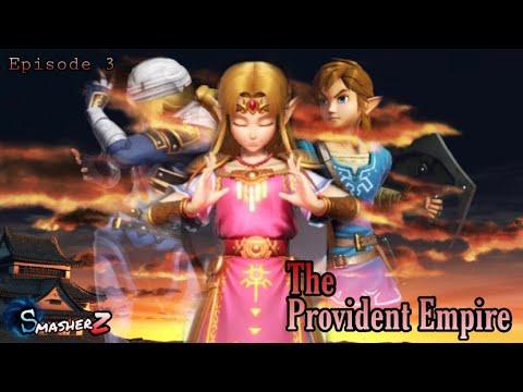 SmasherZ S2 Ep.3 // The Provident Empire [SSBU MACHINIMA]