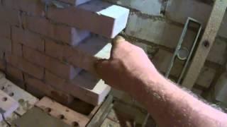 2. Подготовка к установке металлической печи в бани