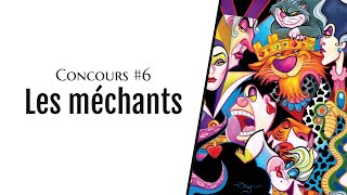 ♪ ●||Concours n°6 : Les méchants || Résultats● ♪