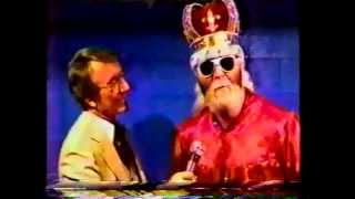 1980 King Jimmy Valiant Promo MEMPHIS WRESTLING