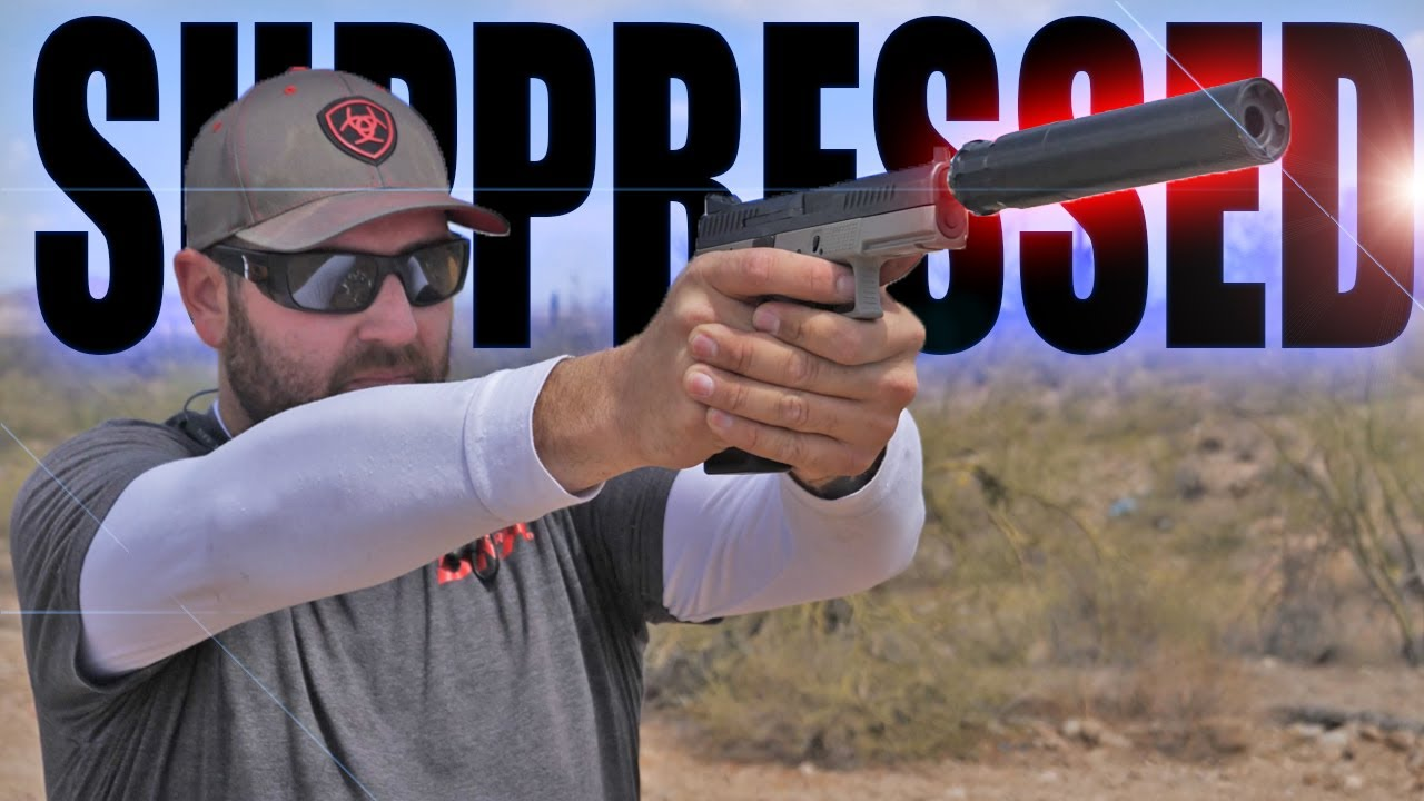 """Download What does a suppressor """"silencer"""" REALLY sound like?"""