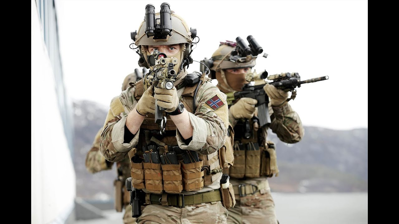 Norwegian Special Forces (documentary) - YouTube