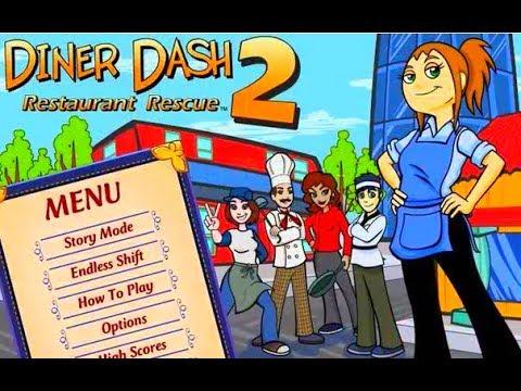Diner Dash 2 ~ Windows PC