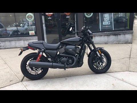 2017 Harley-Davidson XG750A - Street Rod Bridgewater, North Brunswick, Old Bridge, Monroe, Browntown