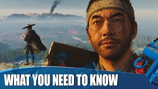 Ghost Of Tsushima New Gameplay - 7 Things You Need To Know