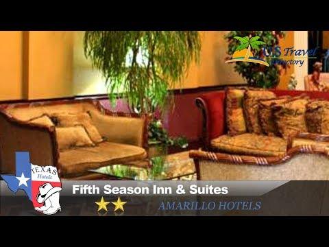 Fifth Season Inn & Suites - Amarillo Hotels, Texas