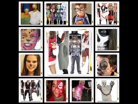 Disfraces originales y maquillaje carnaval caseros y - Disfraces carnaval original ...