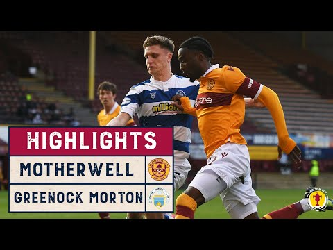 Motherwell Morton Goals And Highlights