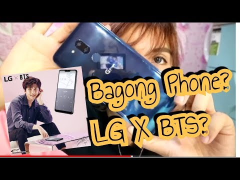 LG X BTS PHONE UNBOXING | BAGONG PHONE?| LG G7 THINQ  | MVLOG 31 Mp3
