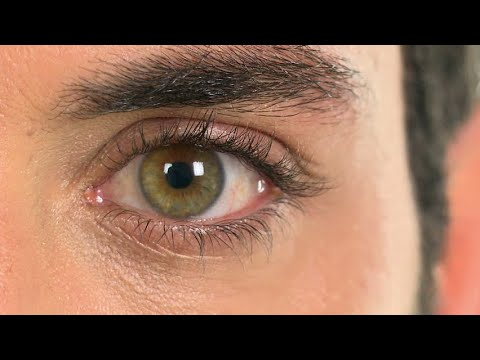 Change Your Eye Color to Green subliminal