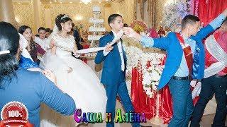 ТАНЦУЮТ ДЕВОЧКИ! Цыганская свадьба Саши и Алены, часть 11