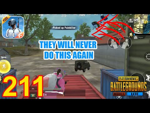They Will Never Do This Again   PUBG Mobile Lite Epic Gameplay