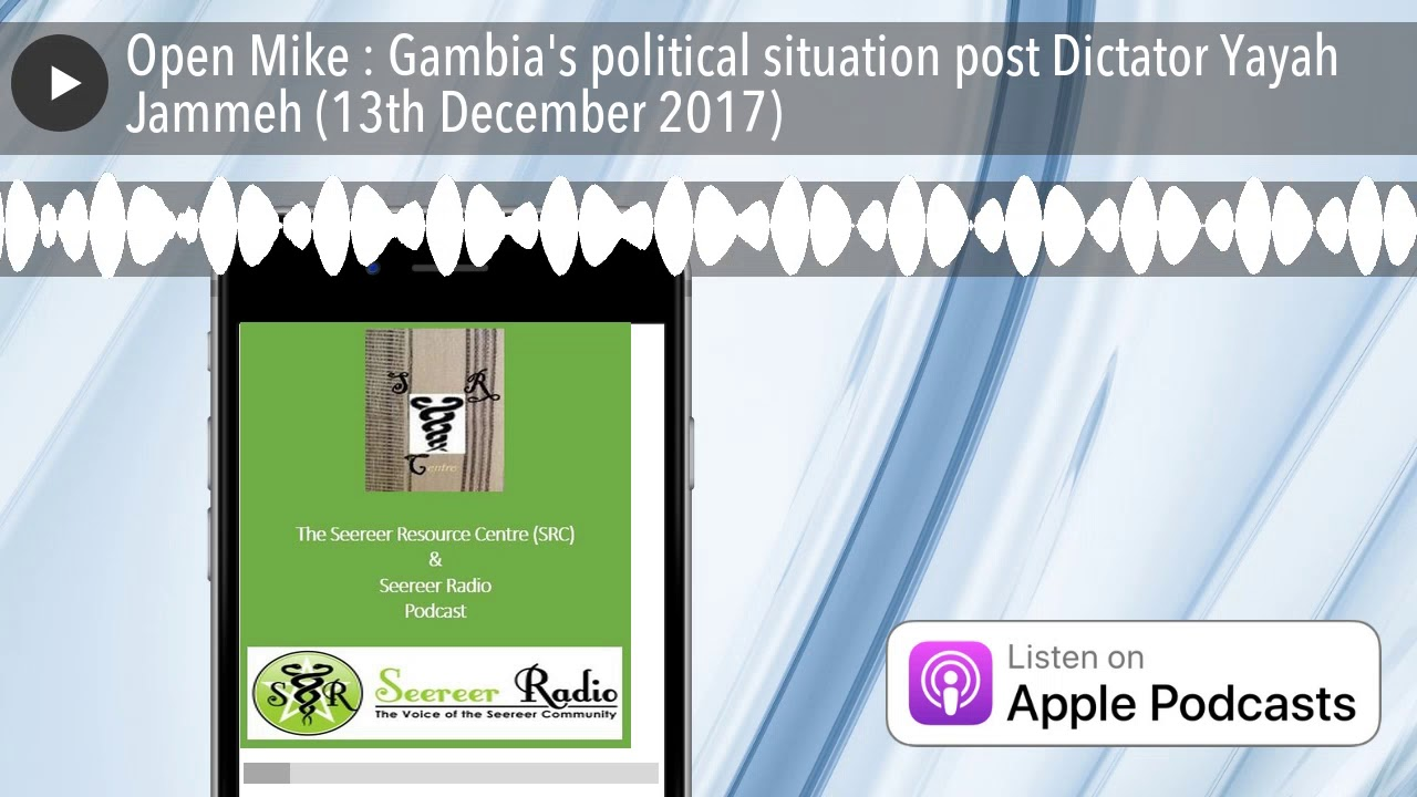 Politics in The Gambia
