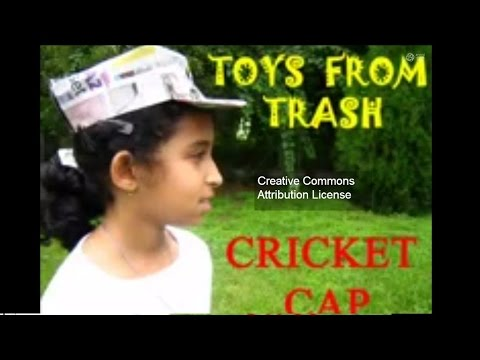 Cricket Cap   Punjabi