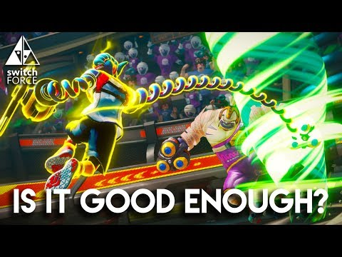 Does ARMS Live Up To The Hype? - TestPunch Review