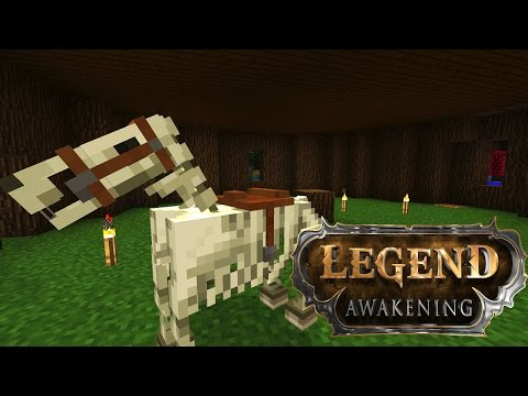 Skelettpferde & Dias! - Minecraft Legend #07