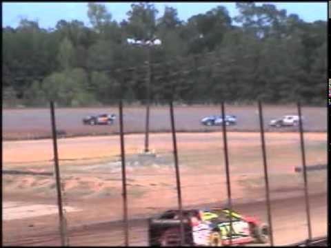 Champion park speedway 8-20-2011 Limited Modified 1st Heat