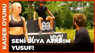 Atakan - Yusuf Arasında Sular Durulmuyor! - Survivor 67. Bölüm
