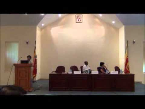 CEPA's 46th Open Forum: Measurement of Poverty in Sri Lanka (Part 1)