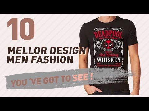 Mellor Design Men Fashion Best Sellers // UK New & Popular 2017