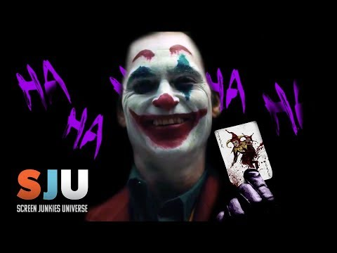 First Look at Joaquin Phoenix as Joker! - SJU