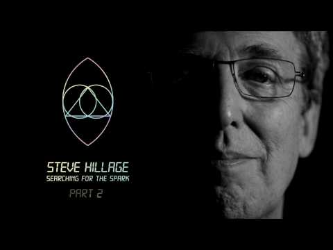 Steve Hillage - Searching for the Spark interview with Jerry Ewing (part 2)
