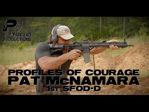 Profiles of Courage: Pat McNamara