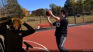 Reacting To The BEST And Worst Jumpshots On The Internet...