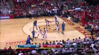 Al-Farouq Aminu Highlights 21.04.2015 at Houston Rockets