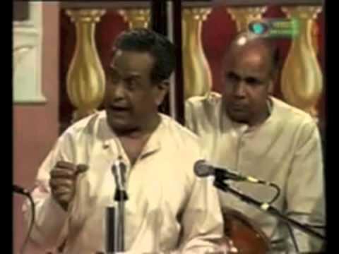 Balamuralikrishna and Bhimsen Joshi - Hindolam Thillana