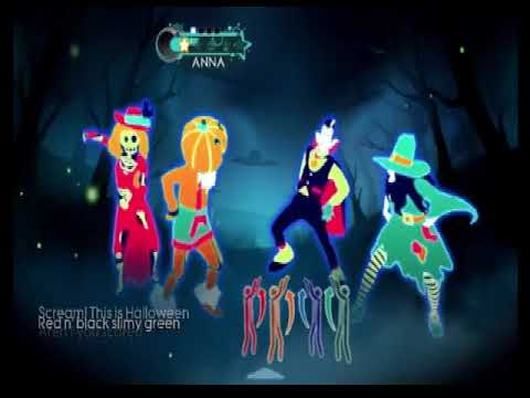 This Is Halloween Just Dance 2020 Wii Just Dance 3 ( This Is Halloween ) Anna 6 23 2020   YouTube