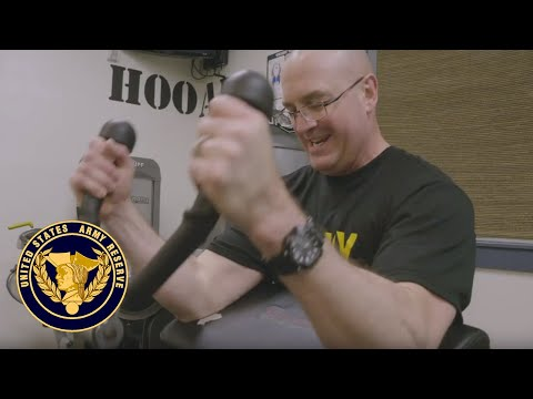 Do you have what it takes to complete the U.S. Army Reserve Warrior Fit Challenge? Find out more in this video from Command Sgt. Maj. Ted Copeland, the U.S. Army Reserve command sergeant major!