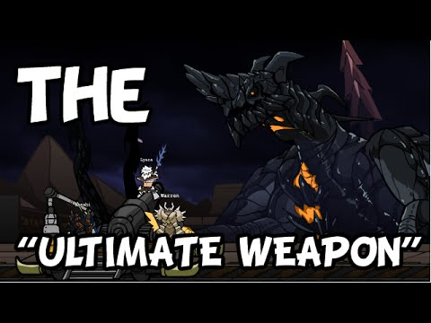 MH4 SHOTS: The Ultimate weapon