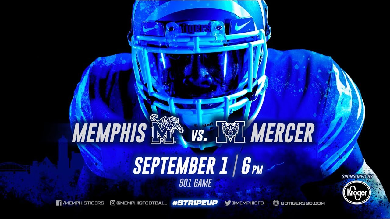 Tiger Football Is Back 901 Day