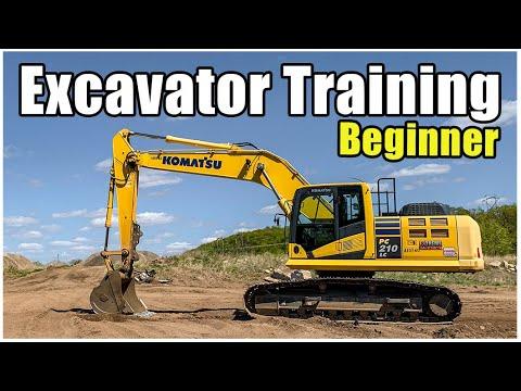Download Excavator Training & Operation (Beginner) 2020 | Heavy Equipment Operator Training
