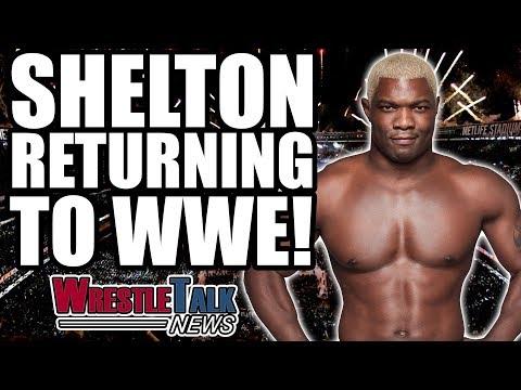 MAJOR GFW Returns & New Champion! Shelton Benjamin RETURNING To WWE!   WrestleTalk News Aug. 2017