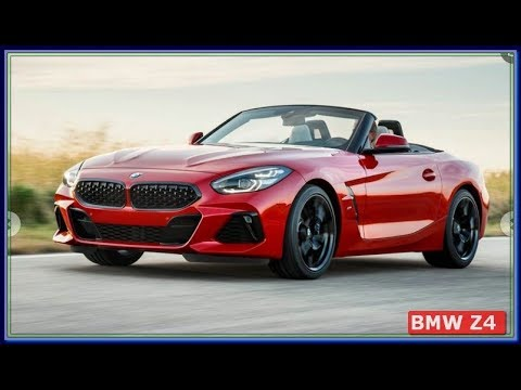 2020 BMW Roadster -  New 2020 BMW Z4 M40i Roadster Review