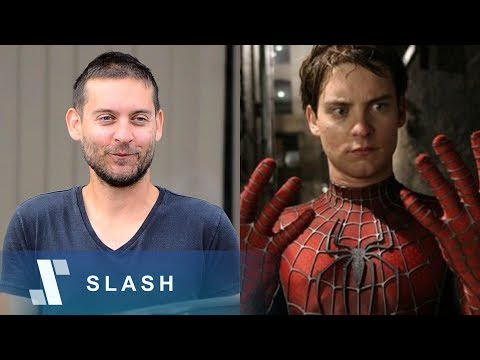 Spider Man Trilogy Then and Now 2018