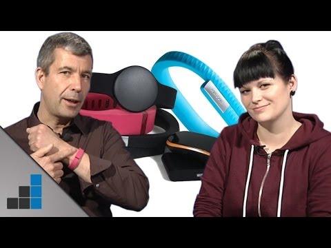 Fitbit, Jawbone & Co.: Fitness-Tracker im Vergleichstest - Tech-up   deutsch / german