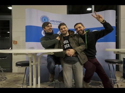Eltrino team at E-commerce Berlin Part 2