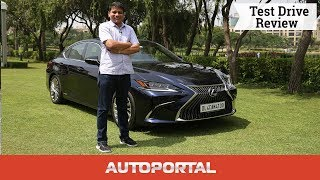 Lexus ES 300h Test Drive Review - Autoportal