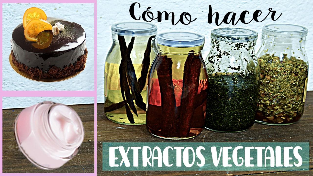 Resultado de imagen para extractos vegetales